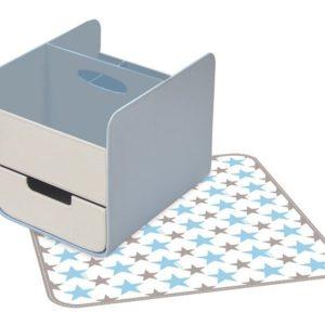 Przenośny organizer na akcesoria niemowlęce b.box Blue Lagoon
