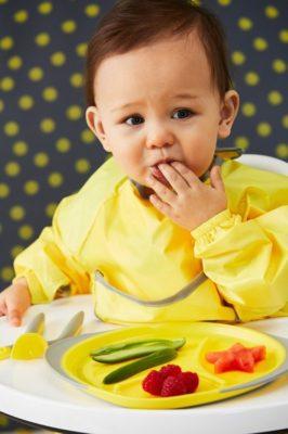 blw, żywienie dziecka