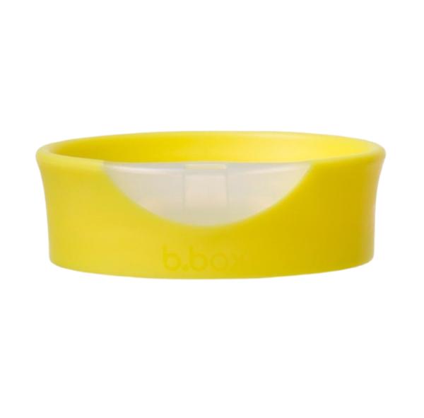 Pokrywka do kubka treningowego b.box żółta